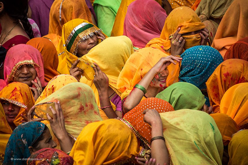 holi festival colors dandapani retreat - A Recap of 2015 - Part 1