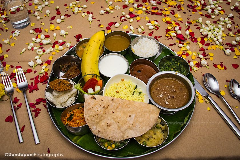 south indian thali meal - South India's Mouth Watering Treasure