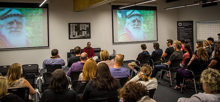 An Evening of Thought Provoking Conversation and Spiritual Inquiry in Brisbane